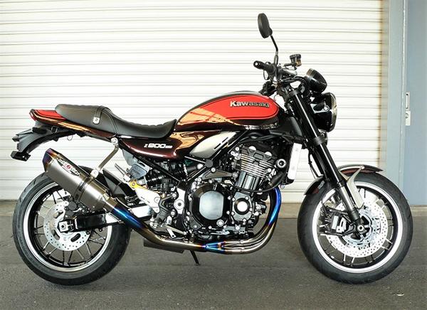 Kawasaki Zexhaust