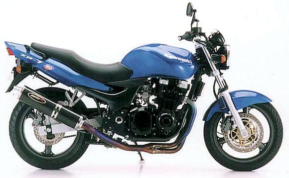 1999 Kawasaki ZR 7: pics, specs and information